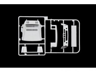 Italeri - BMW M1 Procar, Mastelis: 1/24, 3643 6