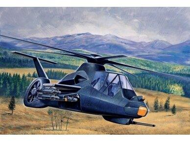 Italeri - RAH-66 Comanche dovanų komplektas, Mastelis: 1/72, 71058 2