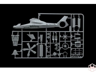Italeri - RAH-66 Comanche dovanų komplektas, Mastelis: 1/72, 71058 7