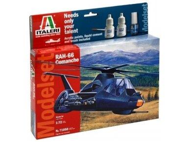 Italeri - RAH-66 Comanche dovanų komplektas, Mastelis: 1/72, 71058