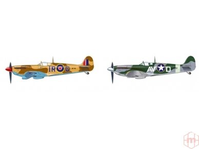 Italeri - Spitfire Mk.Vb. Model set, Scale: 1/72, 71001 3