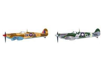 Italeri - Spitfire Mk.Vb. dovanų komplektas, Mastelis: 1/72, 71001 3