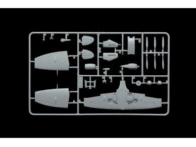 Italeri - Spitfire Mk.Vb. dovanų komplektas, Mastelis: 1/72, 71001 4