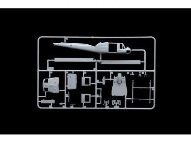 Italeri - UH-1C Gunship dovanų komplektas, Mastelis: 1/72, 71050 4