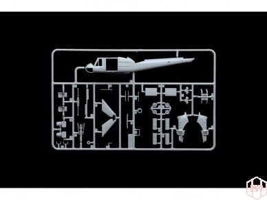 Italeri - UH-1C Gunship dovanų komplektas, Mastelis: 1/72, 71050 2
