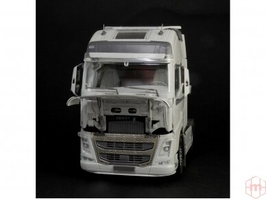 Italeri - Volvo FH16 Globetrotter XL, Mastelis: 1/24, 3940 6
