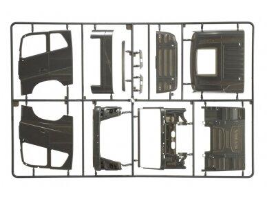 Italeri - Volvo FH16 Globetrotter XL, Mastelis: 1/24, 3940 8