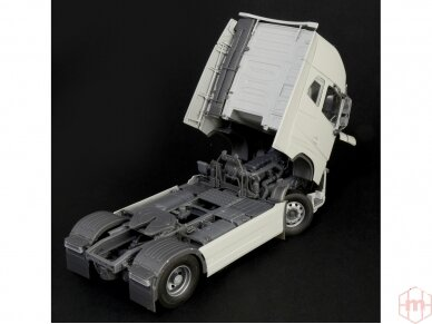 Italeri - Volvo FH16 Globetrotter XL, Mastelis: 1/24, 3940 4