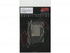 KA MODELS - Seat Belt Etching, KA24002
