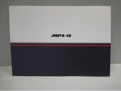 KOMAKAI - Ultra Detail Guide : Mclaren MP4-13