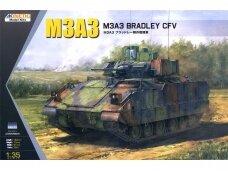 KINETIC - M3A3 Bradley CFV, Mastelis: 1/35, 61014