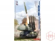 Meng Model - Russian 9K37M1 BUK Air defense missile system SAM, 1/35, SS-014