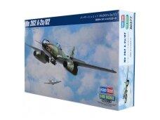 Hobby Boss - Me 262 A-2a/U2, Mastelis: 1/48, 80377