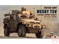 Meng Model - British Army HUSKY TSV, Mastelis: 1/35, VS-009