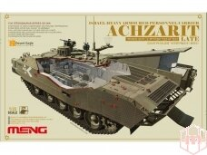 Meng Model - Israel heavy armoured personnel carrier Achzarit Late, Scale: 1/35, SS-008