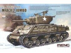 Meng Model - M4A3E2 Jumbo, 1/35, TS0-45