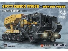 Meng Model - The Wandering Earth CN373 Cargo Truck Iron Ore Truck, MMS-006
