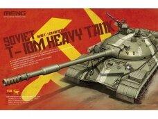Meng Model - Soviet T-10M Heavy Tank, Mastelis: 1/35, TS-018