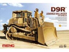 Meng Model - D9R Armored Bulldozer, 1/35, SS-002