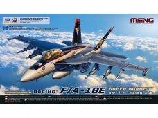 Meng Model - F/A-18E Super Hornet, 1/48, LS-012