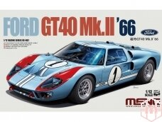 Meng Models - Ford GT40 Mk.II'66, Scale: 1/12, RS-002