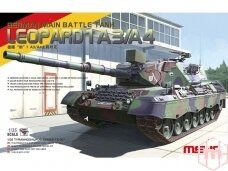 Meng Model - German Main Battle Tank Leopard 1 A3/A4, Mastelis: 1/35, TS-007