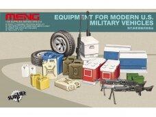 Meng Model - Equipment for Modern U.S. Military Vehicles, 1/35, SPS-014