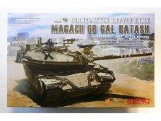 Meng Model - Israel Main Battle Tank Magach 6B Gal Batash, 1/35, TS-040