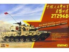Meng Model - PLA Main Battle Tank ZTZ96B, Scale: 1/35, TS-034