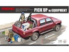 Meng Model - Pick Up w/equipment, Scale: 1/35, VS-002