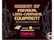Meng Model - Modern IDF Individual Load-Carrying Equipment, 1/35, SPS-020
