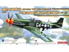 Meng Model - P-51D/K Mustang N/A 8th Air Force, Mastelis: 1/48, LS-010