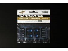 Meng Model - Water Bottles for Vehicle/Diorama, 1/35, SPS-010