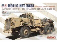 Meng Model - U.S. M911 C-HET (8x6), Scale: 1/35, SS-013