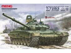 Meng Model - RUSSIAN MAIN BATTLE TANK T-72B3, Mastelis: 1/35, TS-028
