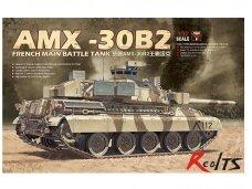 Meng Model - AMX-30B2, 1/35, TS-013