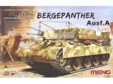 Meng Model - Bergepanther Ausf.A, Mastelis: 1/35, SS-015