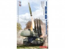 Meng Model - Russian 9K37M1 BUK Air defense missile system SAM, Scale: 1/35, SS-014