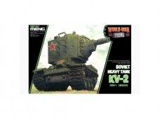 Meng Model - World War Toons - Sherman Firefly, WWT-004