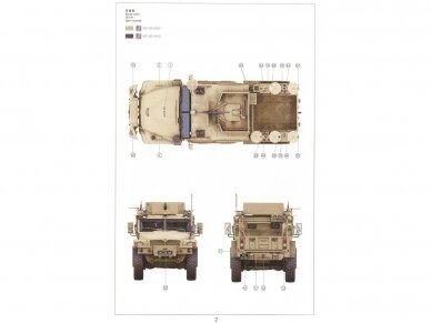 Meng Model - British Army HUSKY TSV, 1/35, VS-009 4