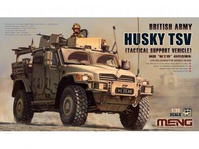 Meng Model - British Army HUSKY TSV, 1/35, VS-009