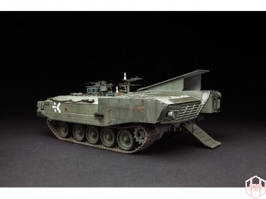 Meng Model - Israel heavy armoured personnel carrier Achzarit Late, Scale: 1/35, SS-008 6