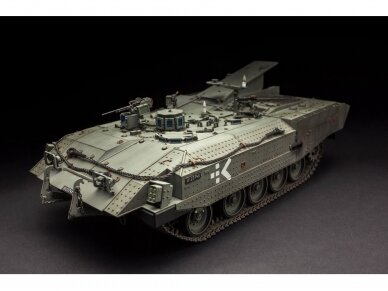 Meng Model - Israel heavy armoured personnel carrier Achzarit Late, Scale: 1/35, SS-008 5
