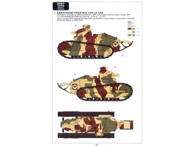 Meng Model - FRENCH FT-17, Mastelis: 1/35, TS-011 10
