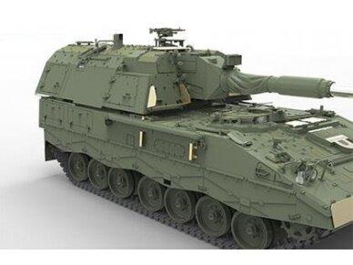 Meng Model - German Panzerhaubitze 2000 Self-Propelled Howitzer, Mastelis: 1/35, TS-012 11