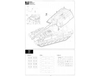 Meng Model - German Panzerhaubitze 2000 Self-Propelled Howitzer, Mastelis: 1/35, TS-012 35