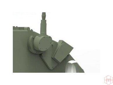 Meng Model - German Panzerhaubitze 2000 Self-Propelled Howitzer, Mastelis: 1/35, TS-012 6