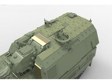 Meng Model - German Panzerhaubitze 2000 Self-Propelled Howitzer, Mastelis: 1/35, TS-012 8
