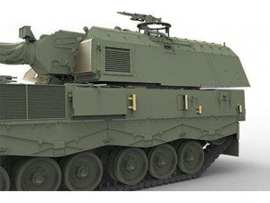 Meng Model - German Panzerhaubitze 2000 Self-Propelled Howitzer, Scale: 1/35, TS-012 10