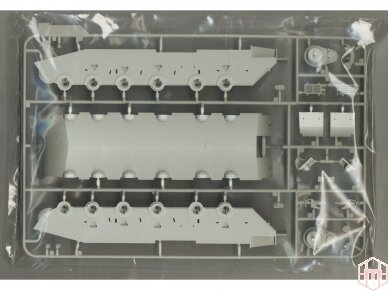 Meng Model - Israel Main Battle Tank Merkava Mk.4/4LIC w/Nochri-Kal Mine Roller System, 1/35, TS-049 7